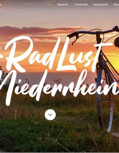 200 Kilometer #RadLustNiederrhein