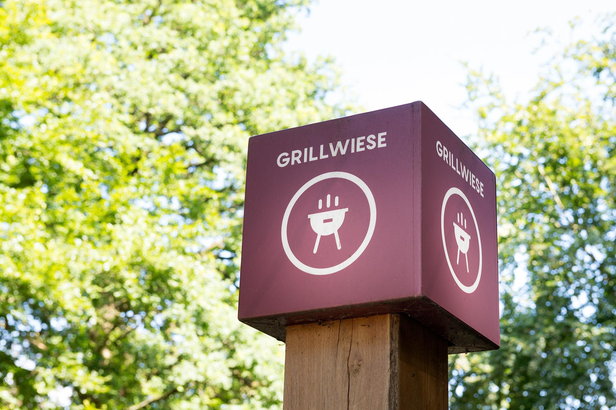 Grillplatz Stadtwald Rheydt