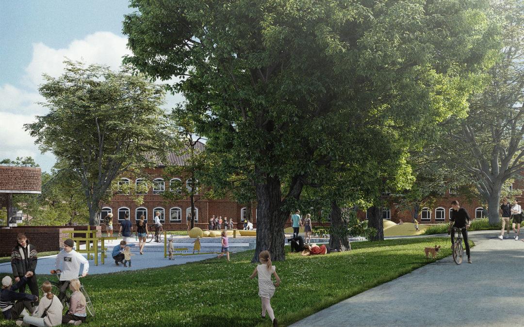 Umbau Hans Jonas Park beginnt 2021