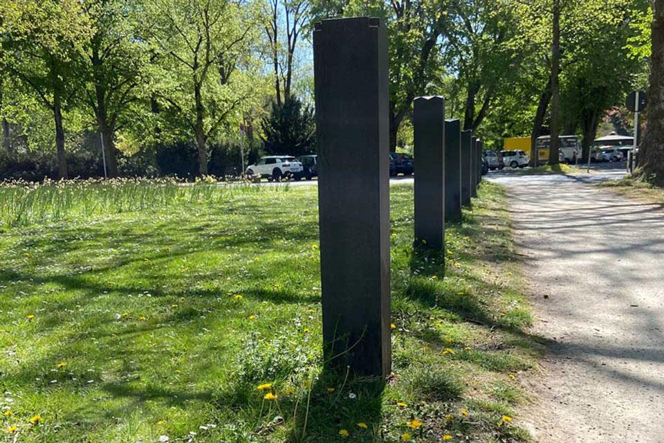 Die Passion von Werner Jacobs im Bunten Garten Mönchengladbach