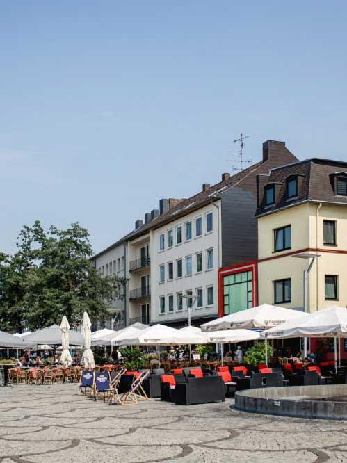 Stadttour Stadtspiel Mönchengladach