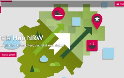 Startschuss für den Tourismus 4.0 mit Data Hub
