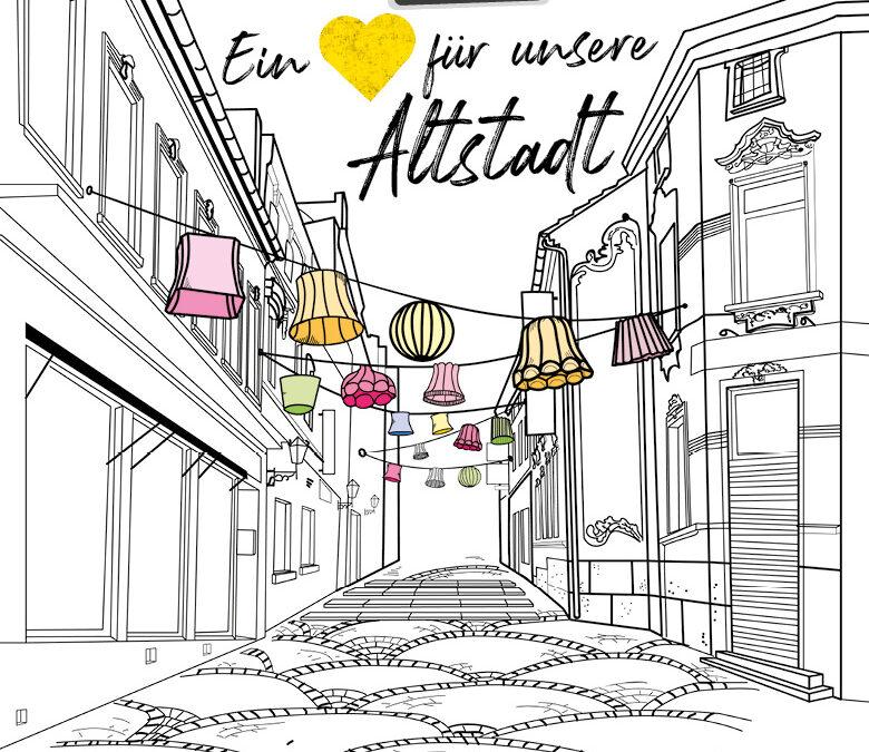 Edeka Endt – Ein Herz für unsere Altstadt