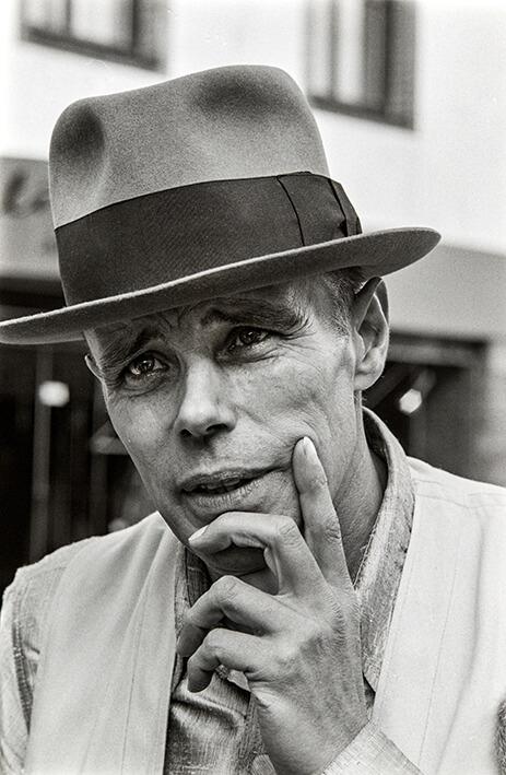 Portrait Joseph Beuys