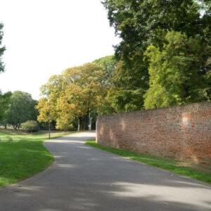 Geropark Stadtmauer Altstadtrundgang