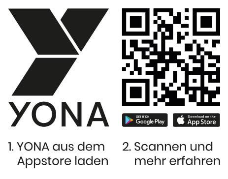 YONA App Anleitung - Mehr erfahren