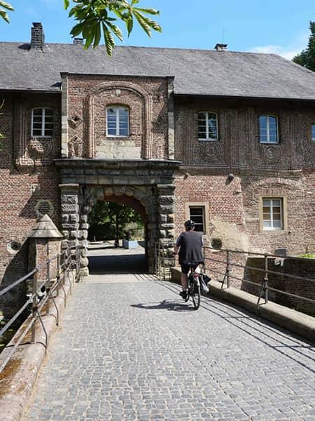 Schloss Rheydt Fahrradtour
