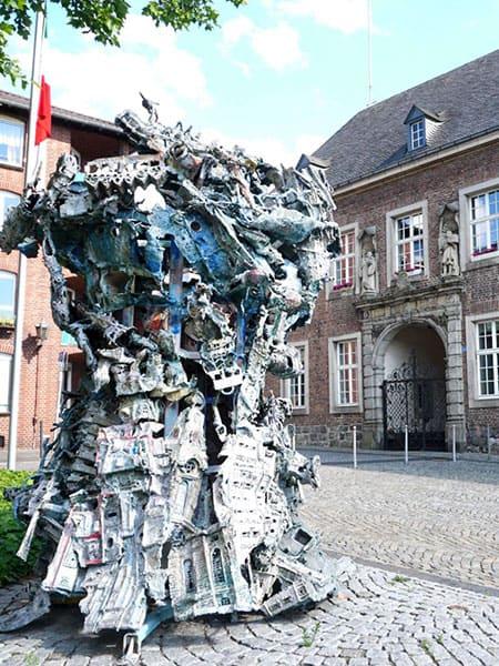Skulpturenmeile 2.0 Innenstadt