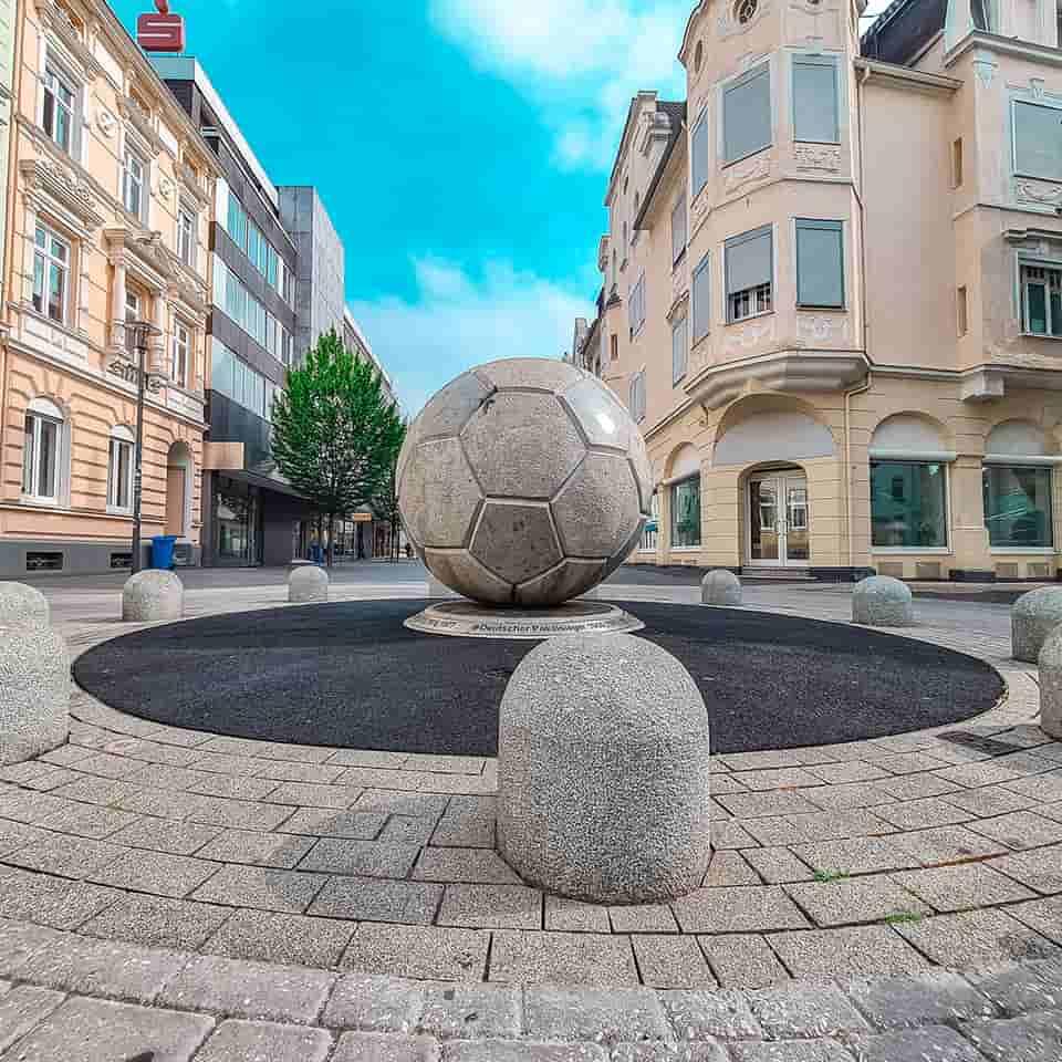 Granitfußball Eicken