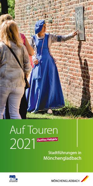 Flyer Auf Touren