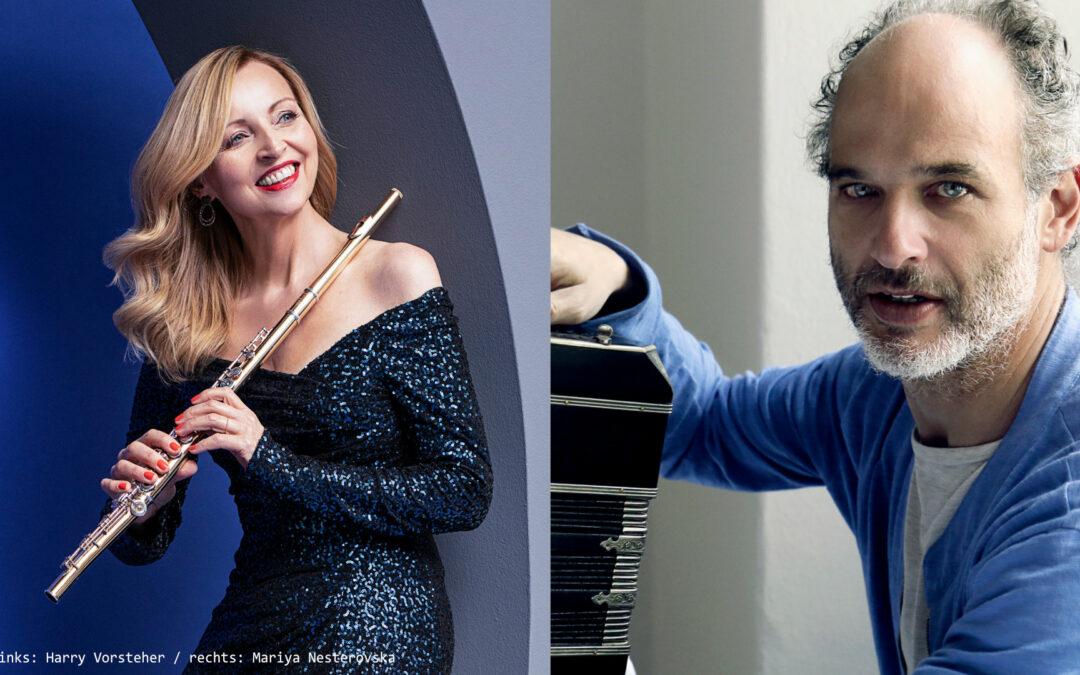 "Diálogos de amor"" mit Anette Maiburg & Marcelo Nisinman"