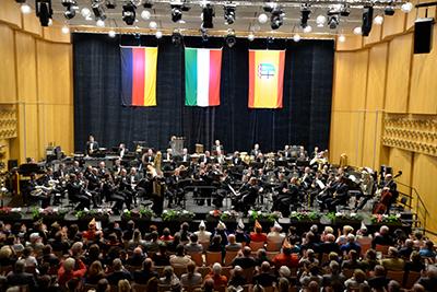 Musikkorps der Bundeswehr in MG