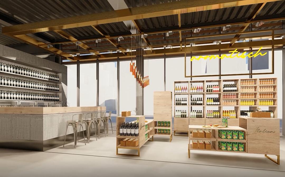 Die neue Markthalle – Gastro & Events
